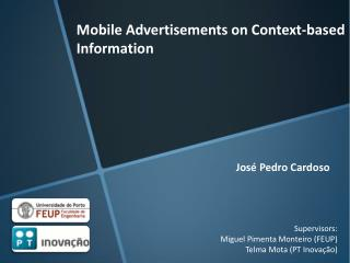 Mobile  Advertisements on Context-based Information