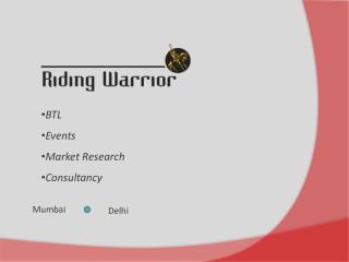 BTL  Events Market Research Consultancy