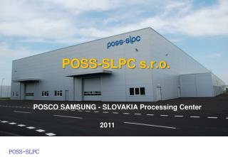 POSS-SLPC  s.r.o .