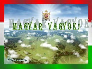 M A GY A R    V A GY O K !