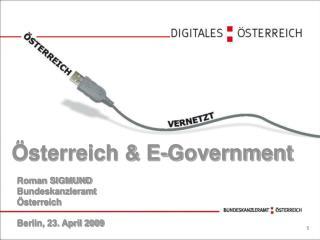 Österreich & E-Government
