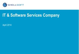 IT & Software Services Company