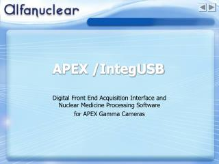 APEX /IntegUSB