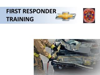 First Responder  Training