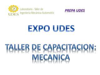 EXPO UDES