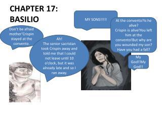 CHAPTER 17: BASILIO