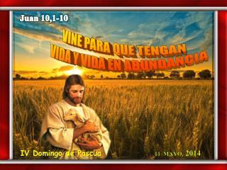 Juan 10,1-10