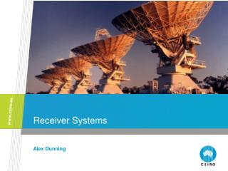 Receiver Systems