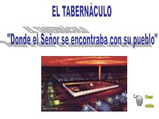 EL TABERN�CULO