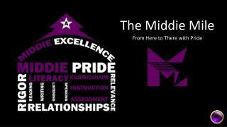 The Middie Mile