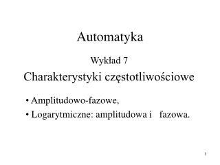 Automatyka