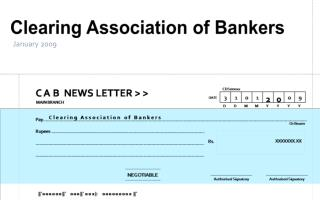 Clearing Association of Bankers