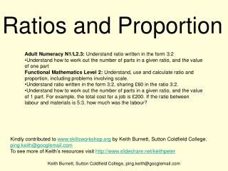 Keith Burnett, Sutton Coldfield College, ping.keithgooglemail