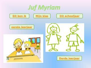 Juf myriam