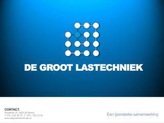 DE GROOT LASTECHNIEK