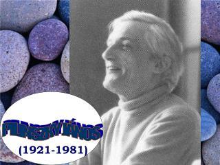 (1921-1981)