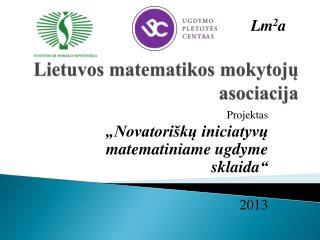 Lietuvos matematikos mokytojų asociacija