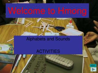 Welcome to Hmong