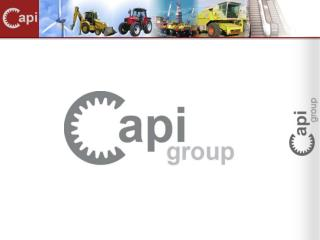 STARTUP of CapiGroup