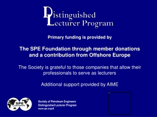 SPE FOUNDATION