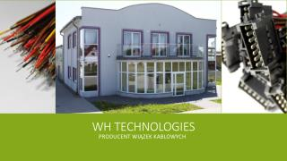 WH TECHNOLOGIES