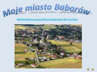 Moje miasto Baborów