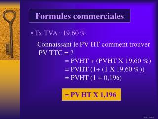 Tx TVA : 19,60 %