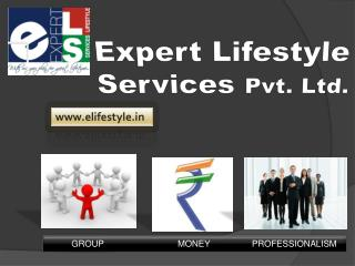 Expert Lifestyle Services  Pvt. Ltd.