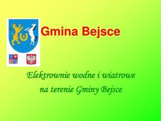 Gmina Bejsce