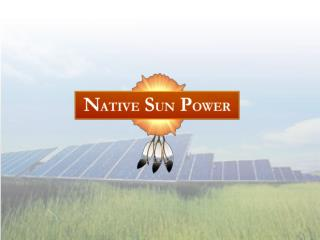 NSP All-in-One  Solar Company - Manufacturer - Developer - Construction - Operations