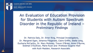 Researching the management of educational assessment for students with disabilities