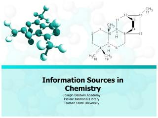 Information Sources in Chemistry