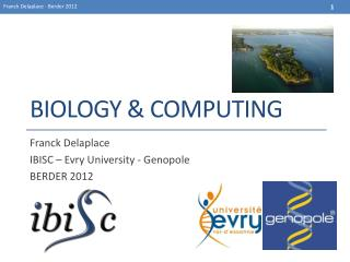 Biology & computing