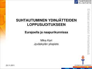 Http://urn.fi/URN:ISBN:978-951-39-4149-9