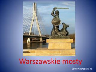 Warszawskie mosty