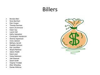 Billers