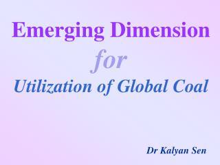 Dr Kalyan Sen