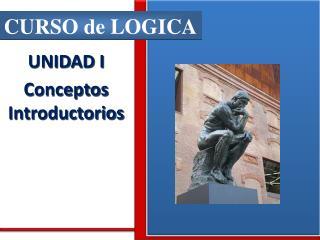 CURSO de LOGICA