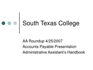 South Texas College