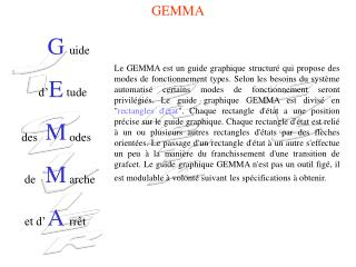 G E M M A
