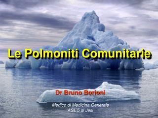 Le Polmoniti Comunitarie
