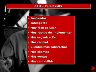 CRM – Para PYMEs