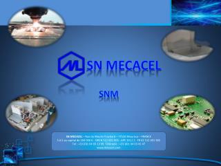 SN MECACEL