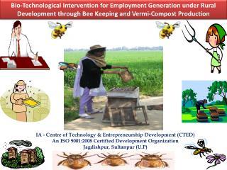 IA - Centre of Technology & Entrepreneurship Development (CTED)