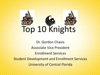 Top 10 Knights