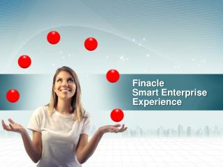 Finacle Smart Enterprise Experience