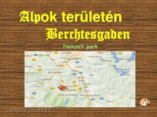 Alp ok területén Berchtesgaden