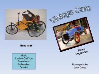 Benz 1886