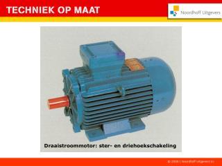 Draaistroommotor: ster- en driehoekschakeling