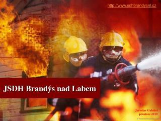 JSDH Brandýs nad Labem